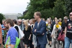 Uitvaart Loek Zonneveld, De Nieuwe Ooster, 10 augustus 2018